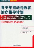 青少年司法与收容治疗指导计划(心理治疗指导计划系列)